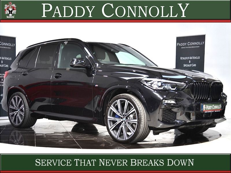Used BMW X5 *5 Seat N1 Bus.Class* XDRIVE 45e M SPORT (2020 (201))