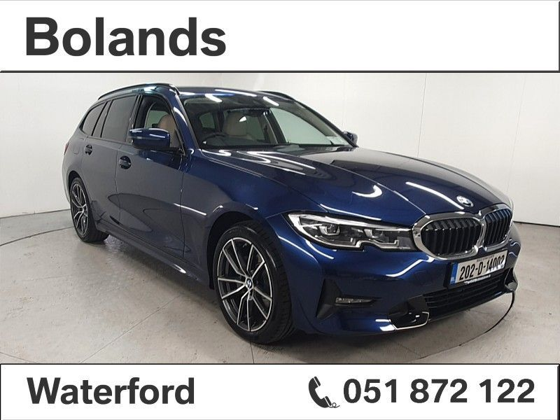 BMW 3 Series 318d SPORT TOURING BMW Select From €100 Per Week