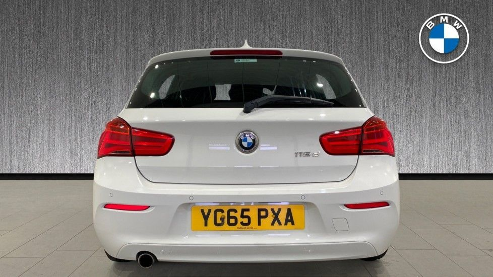 Image 15 - BMW 116d ED Plus 5-Door (YG65PXA)