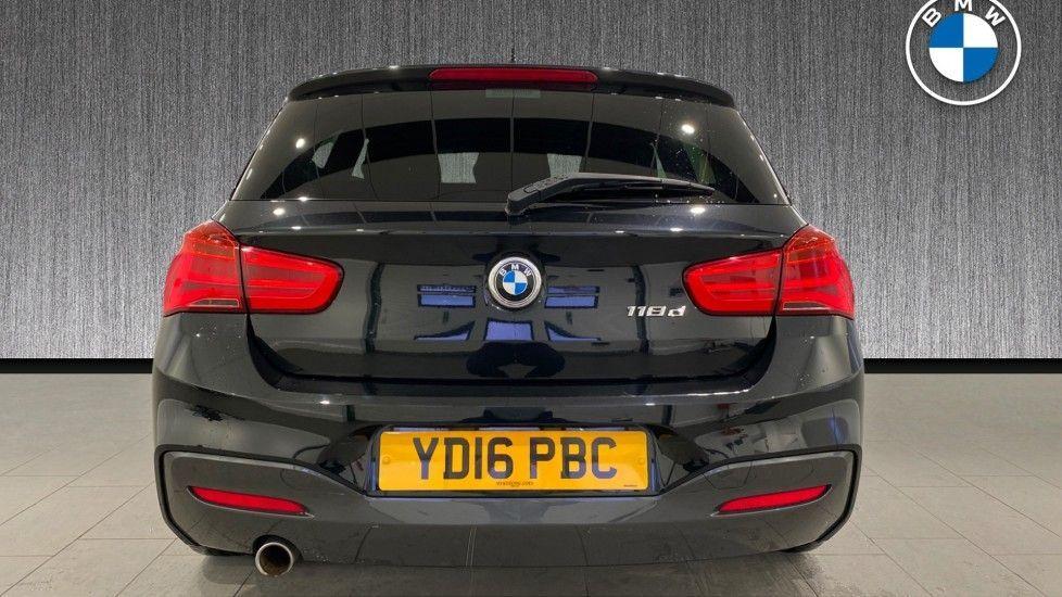Image 15 - BMW 118d M Sport 3-Door (YD16PBC)