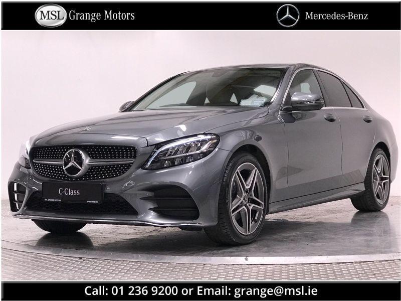 Mercedes-Benz C-Class C200 D AMG Exterior Auto