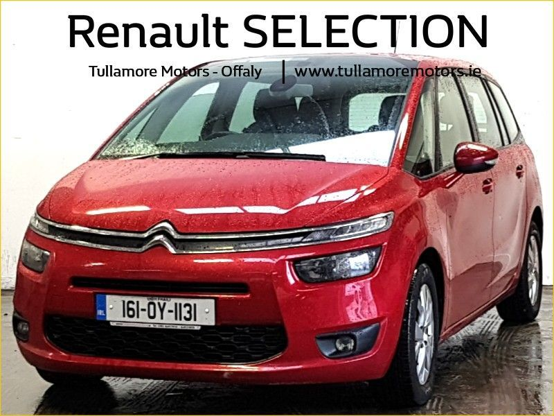 Citroen C4 BLUE HDI120 SS EAT6 VTR+ 4D