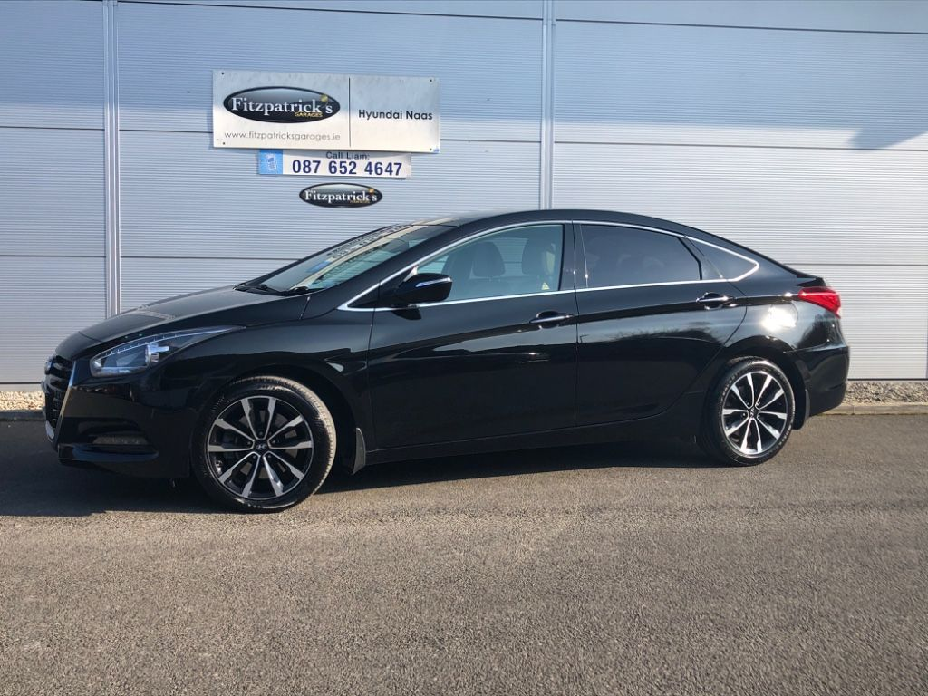 Used Hyundai i40 **VIDEO TOUR** STUNNING CAR - EXECUTIVE PLUS SPEC - 136BHP...... (2016 (161))