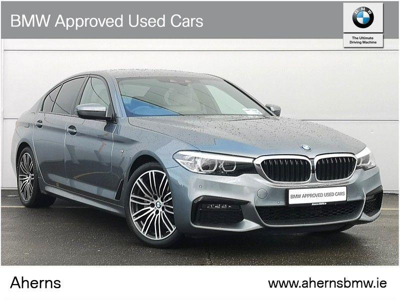 BMW 5 Series 520d MSPORT AUTO
