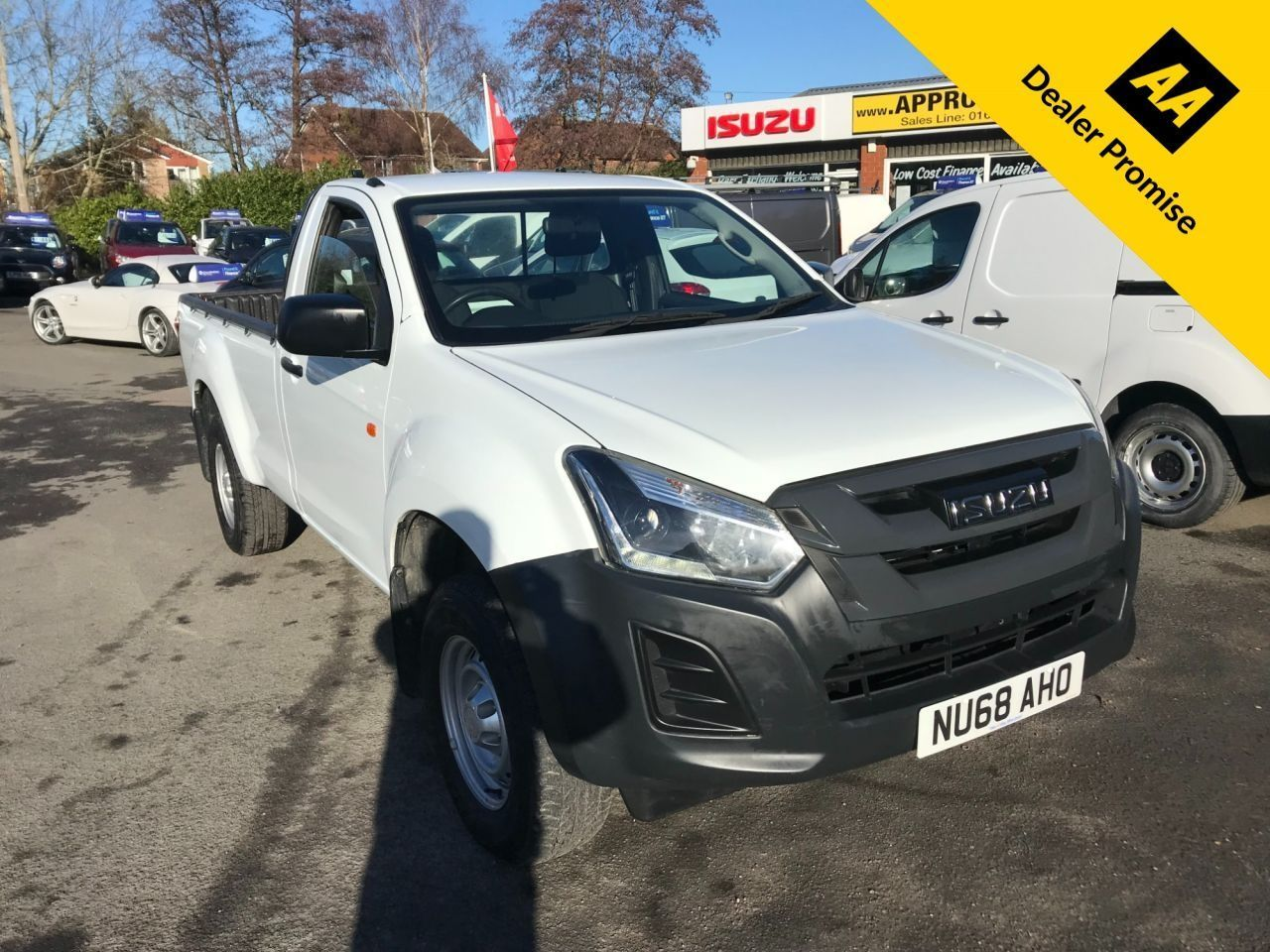 Isuzu D Max Utility Used Cars For Sale Autotrader Uk
