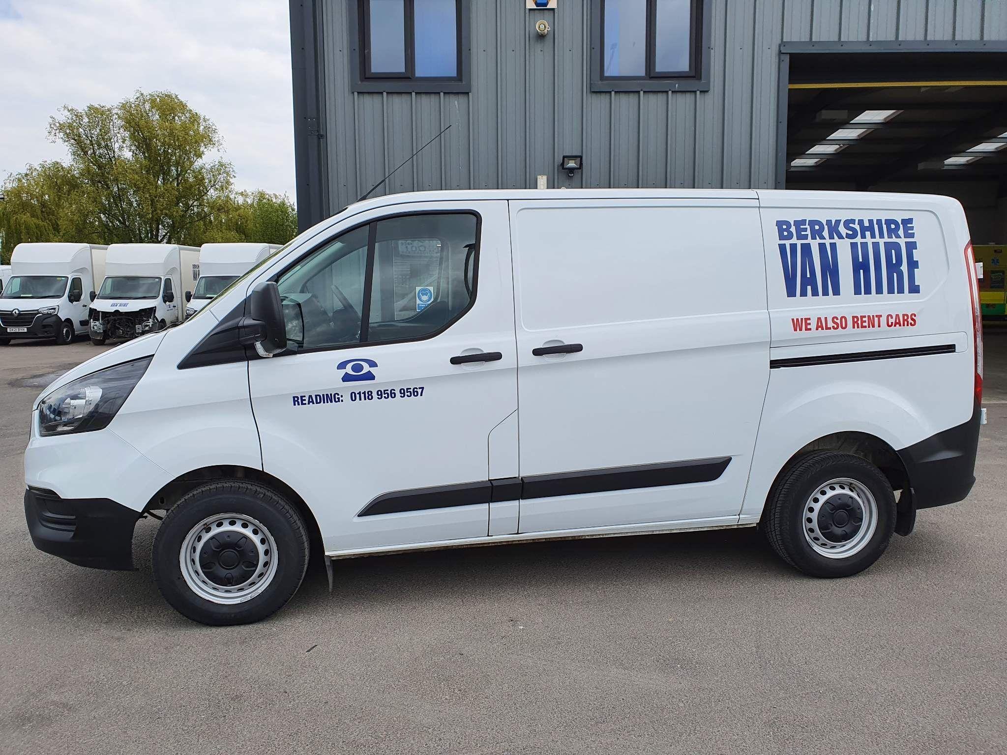 FordTransit Custom 300Panel Van For Sale