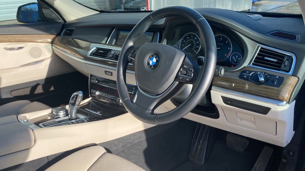 Image 6 - BMW 535d Luxury GT (HN66WVJ)