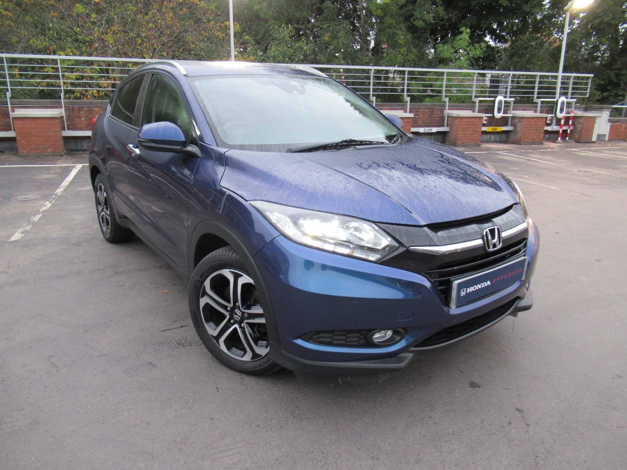 Honda HR-V 1.6 i-DTEC EX (s/s) 5dr