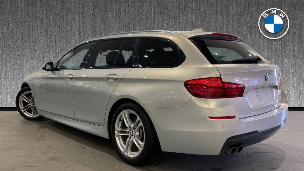 Image 2 - BMW 520d M Sport Touring (YB14MHK)