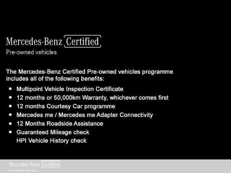 Mercedes-Benz A-Class A180 D AMG Line - Night Pack