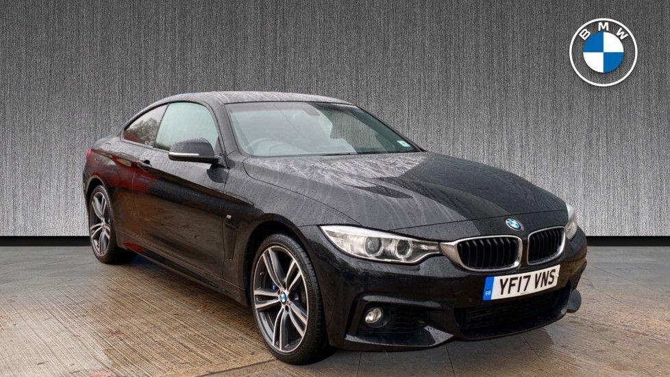Image 1 - BMW 435d xDrive M Sport Coupe (YF17VNS)