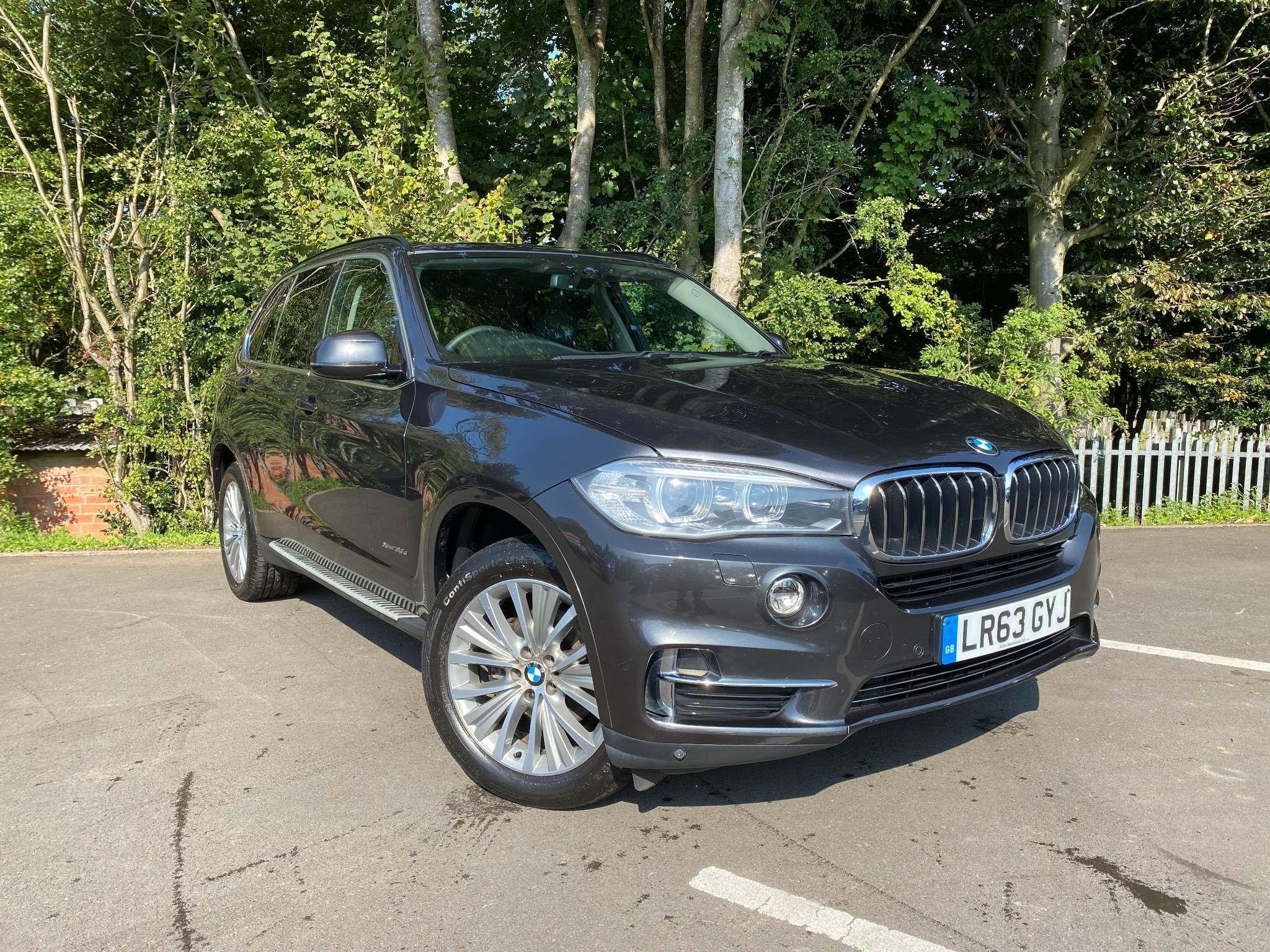 BMW X5 3.0 30d SE Auto xDrive (s/s) 5dr
