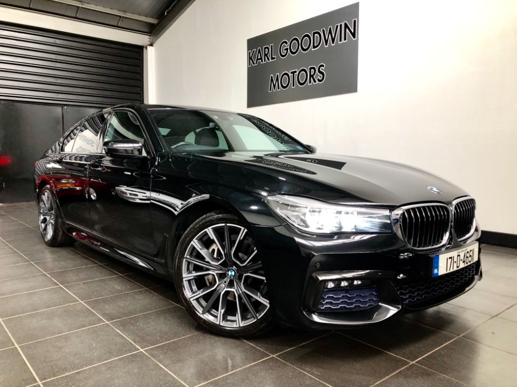 BMW 7 Series M Sport 730d Saloon  Low Mileage (265bhp)
