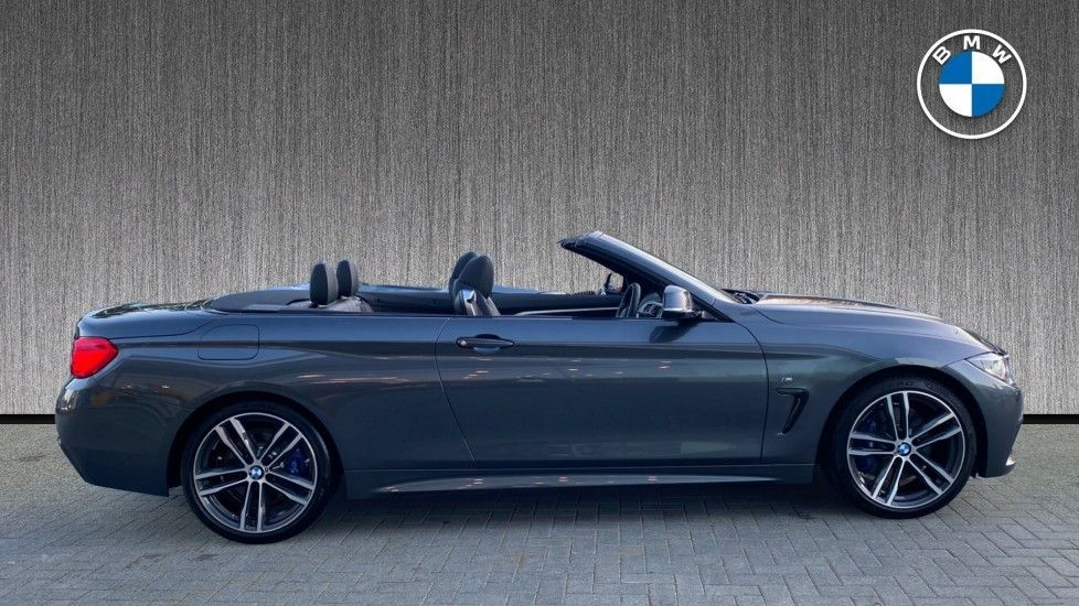 Image 3 - BMW 420d M Sport Convertible (CX20KCV)