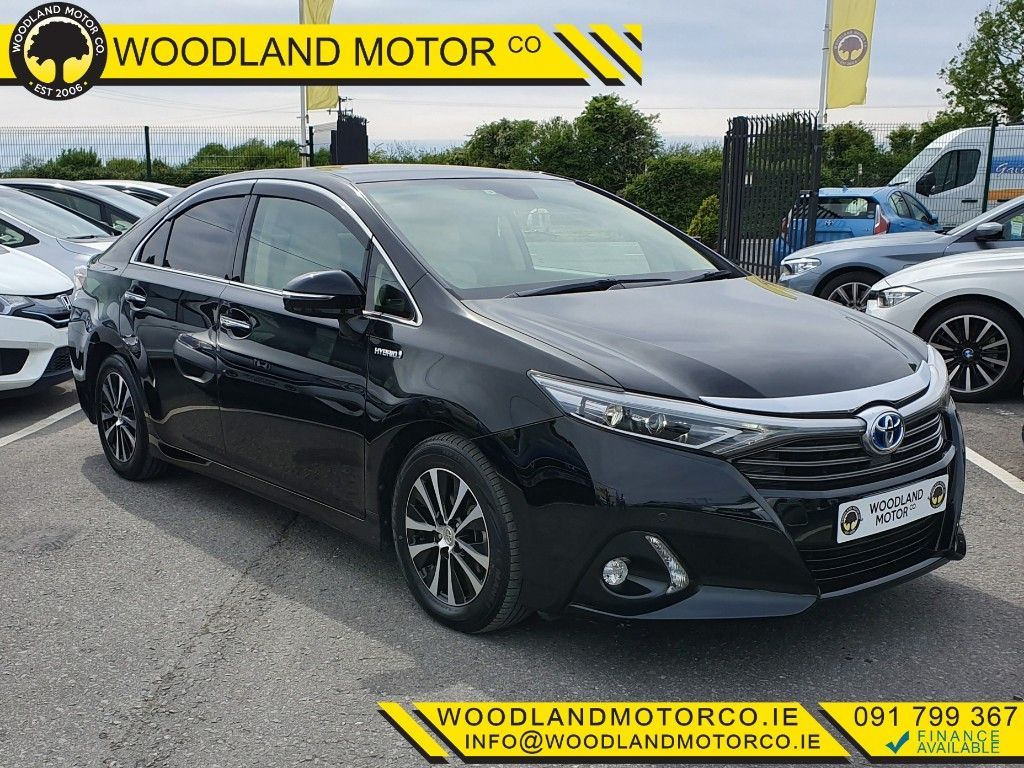 Toyota Corolla SAI / HYBRID / HIGH SPEC / TAX €190