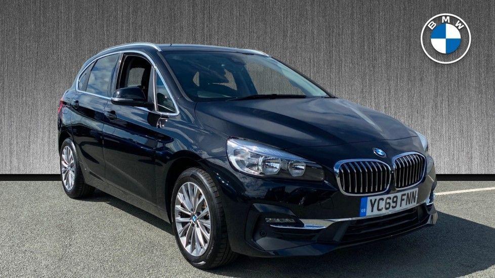 Image 1 - BMW 218i Luxury Active Tourer (YC69FNN)