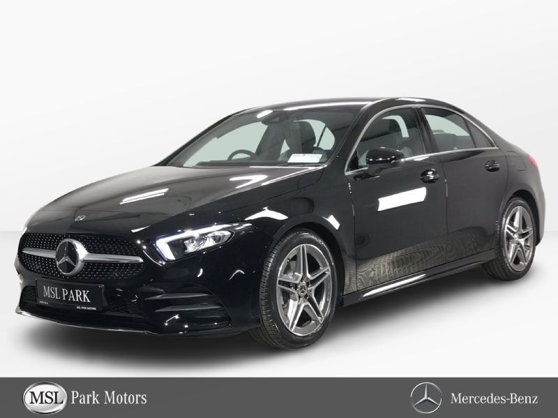 Mercedes-Benz A-Class 180 AMG Automatic - €4,337 worth of extras - Available for immediate delivery at MSL Park Mercedes-Benz