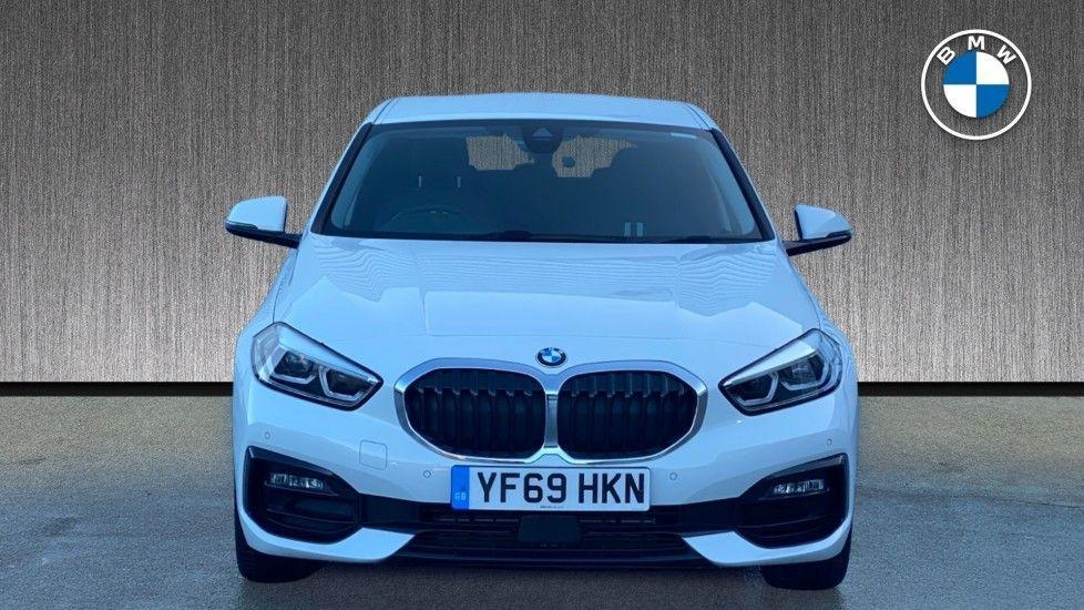 Image 16 - BMW 118i Sport (YF69HKN)
