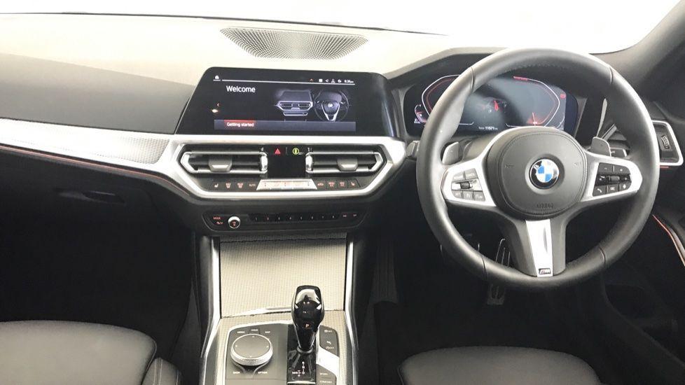 Image 4 - BMW 320d M Sport Saloon (YA69AWP)