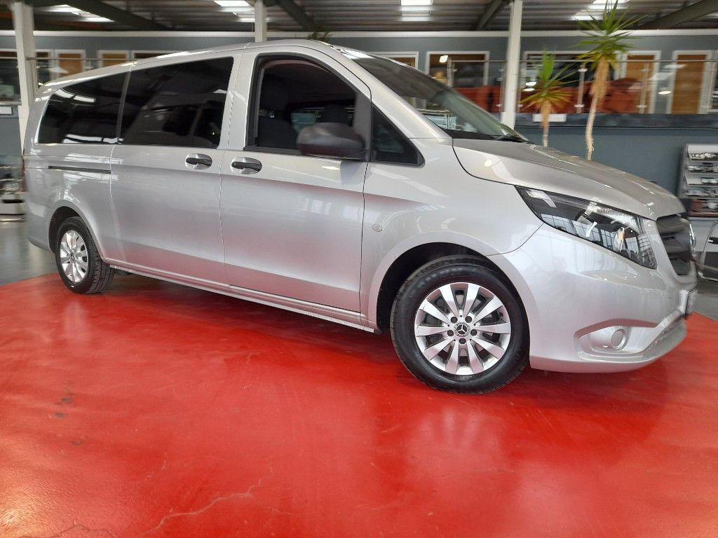 Mercedes-Benz Vito Combi 9 SEATER TOURER AUTOMATIC NEW NCT