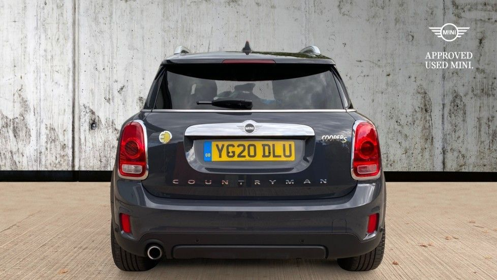 Thumbnail - 15 - MINI Countryman (YG20DLU)