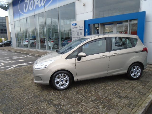 Ford B-Max 1.5 TDCI 75PS*ASK ABOUT SCRAPPAGE / 2 YEARS FREE ROAD TAX
