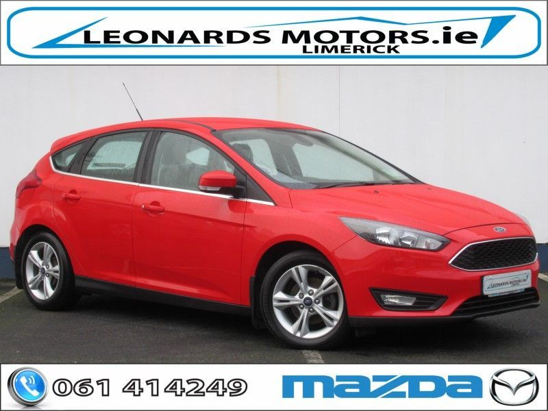 Ford Focus ZETEC 1.6TDCI 95PS 4DR