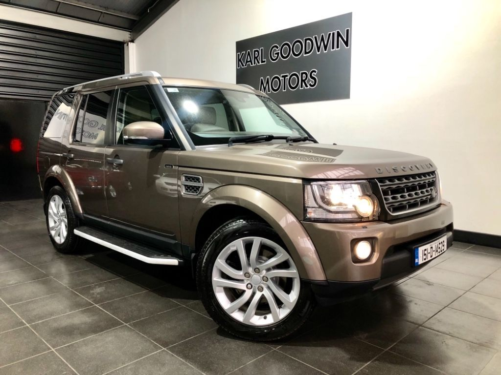 Land Rover Discovery 3.0 TDV6 UTILITY PRICE Sale Agreed