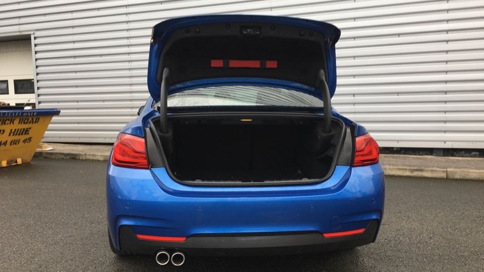 Image 10 - BMW 420d xDrive M Sport Coupe (MA68ORT)