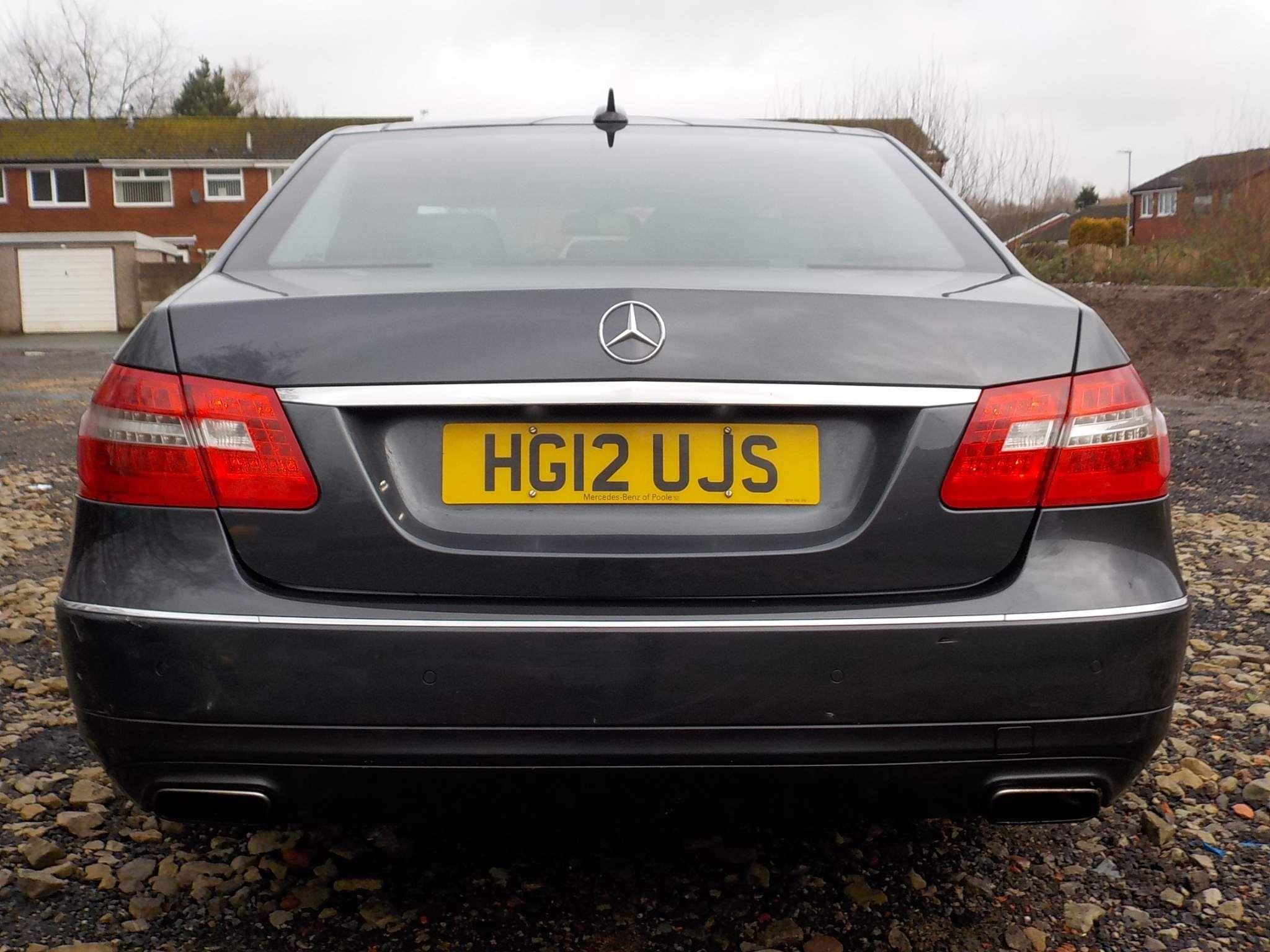 Mercedes-Benz E Class 2.1 E220 CDI BlueEFFICIENCY SE (Executive) G-Tronic 4dr