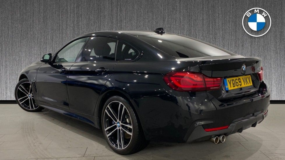 Image 2 - BMW 420i M Sport Gran Coupe (YD69YKV)