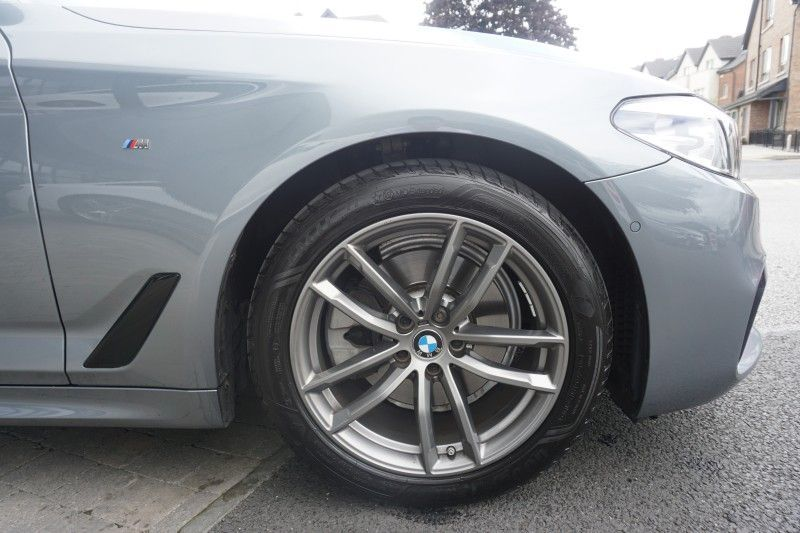 Used BMW 5 Series M-SPORT 520D AUTO - 2YR WARRANTY - Immaculate Condition (2018 (181))