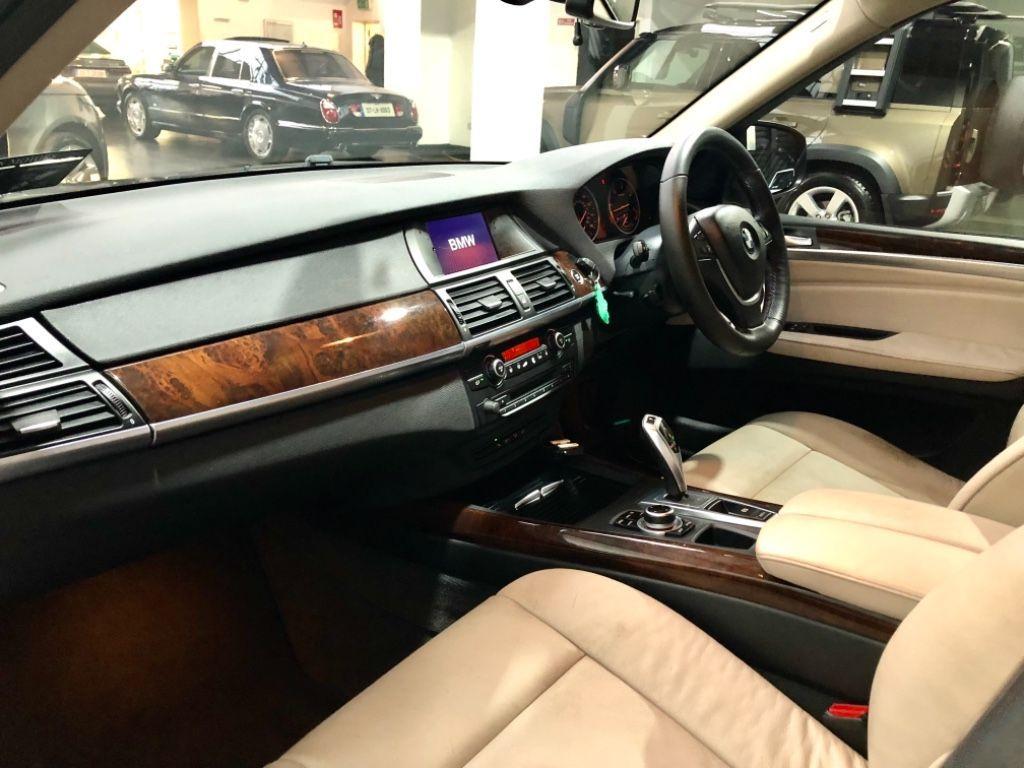 Used BMW X5 X5 E70 XDRIVE30D SE 7 STS 5DR AU (E70) (2013 (131))