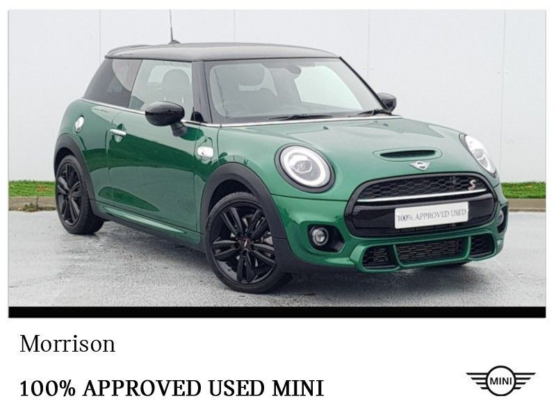 MINI Hatch 3-Door Hatch Cooper S Sport