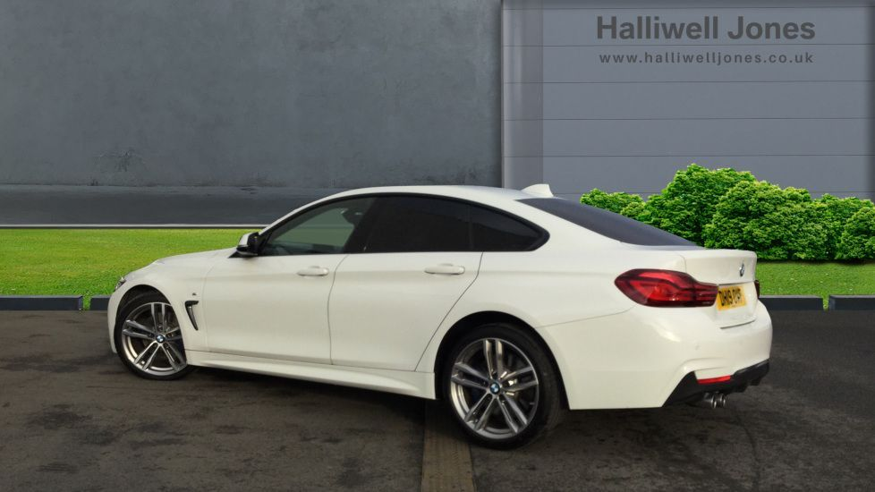 Image 2 - BMW 420d M Sport Gran Coupe (DH19OVF)