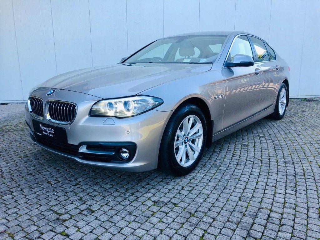 BMW 5 Series 520 D 5E52 4DR AUTO SE 12TE