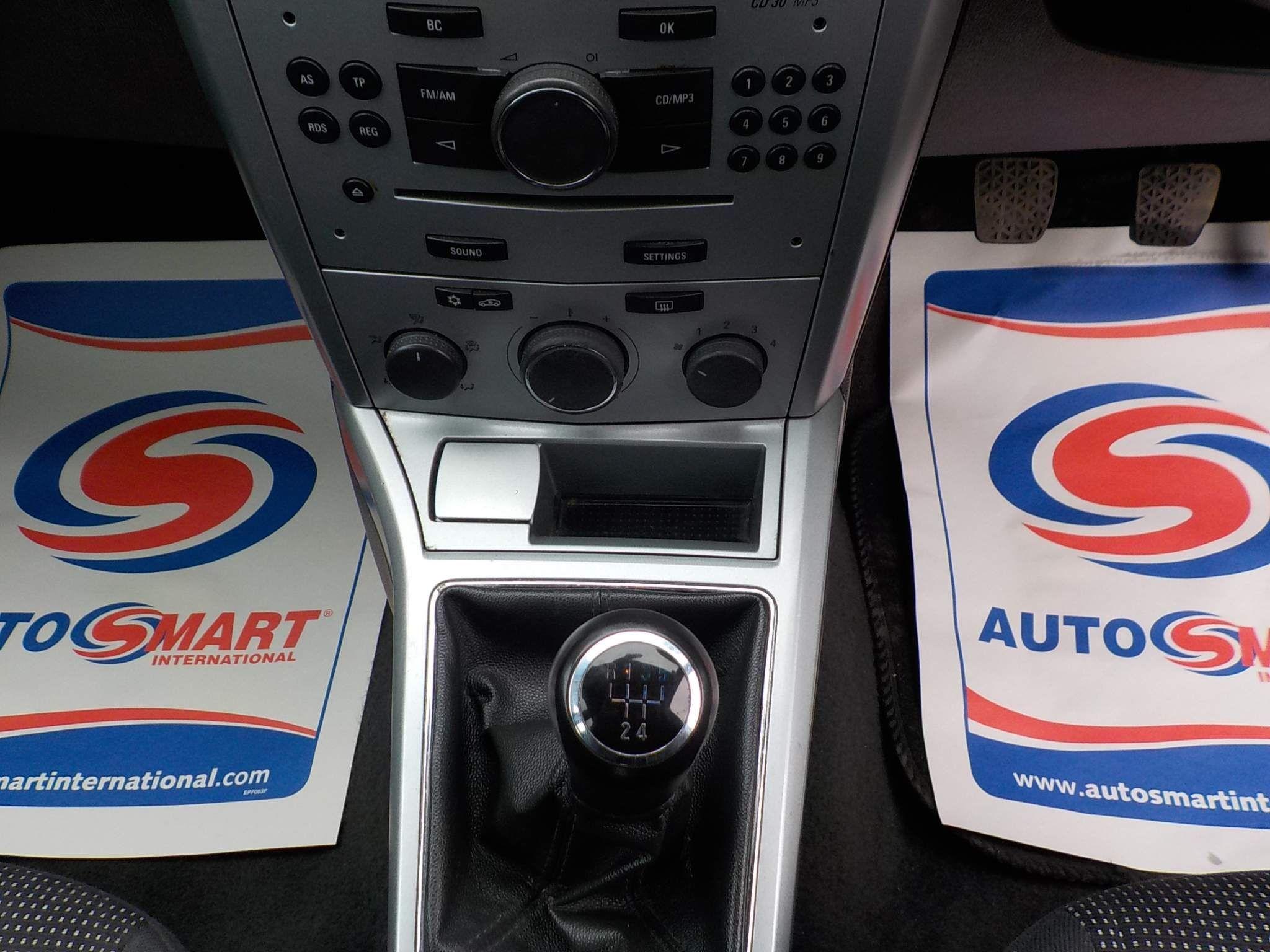 Vauxhall Astra 1.4 i 16v SXi 5dr