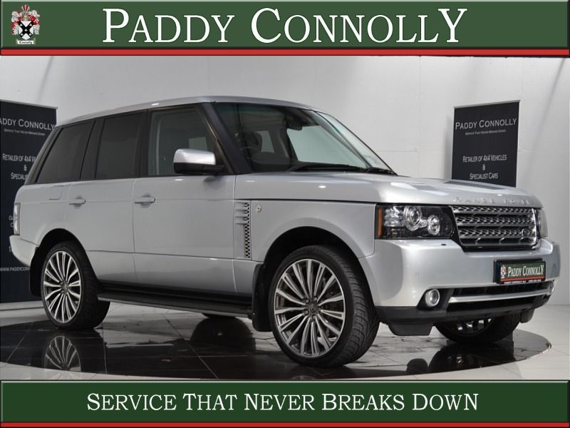 Land Rover Range Rover *2 Seat Commercial* TDV8 WESTMINSTER