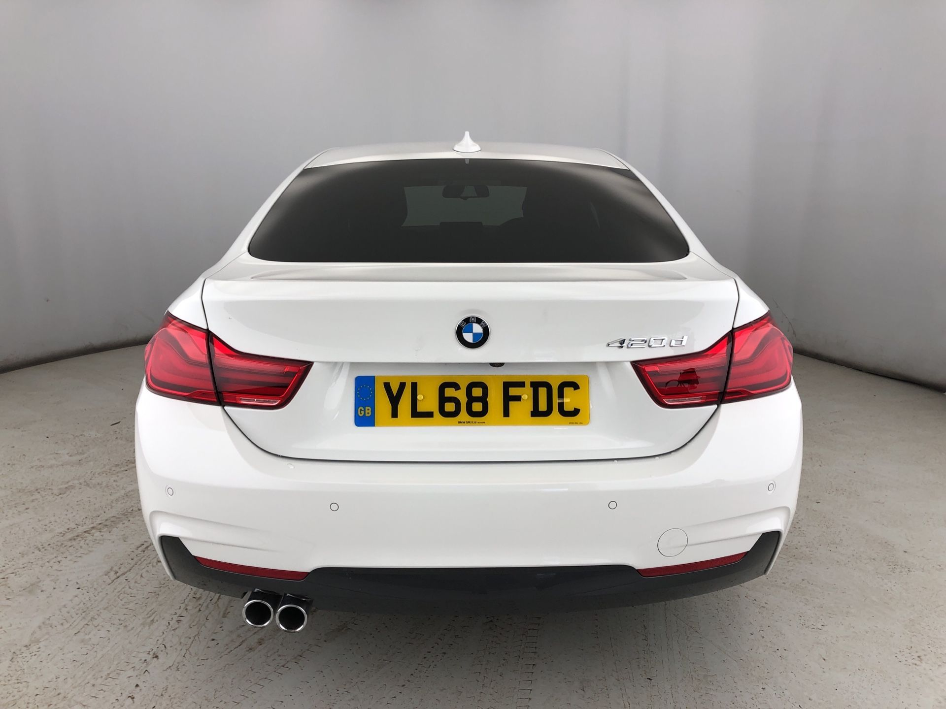 Image 17 - BMW 420d M Sport Gran Coupe (YL68FDC)