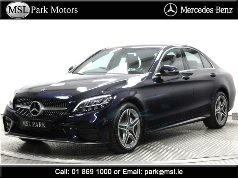 Mercedes-Benz C-Class 200d AMG Automatic - Available for immediate delivery at MSL Park Mercedes-Benz