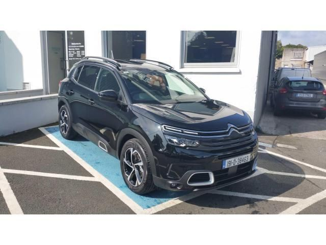Citroen C5 Aircross 1.2 PURETECH 130 S&S FEEL Remainder of Citroen 5 year unlimited wrranty.