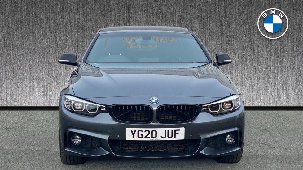 Image 16 - BMW 420i xDrive M Sport Coupe Auto (YG20JUF)