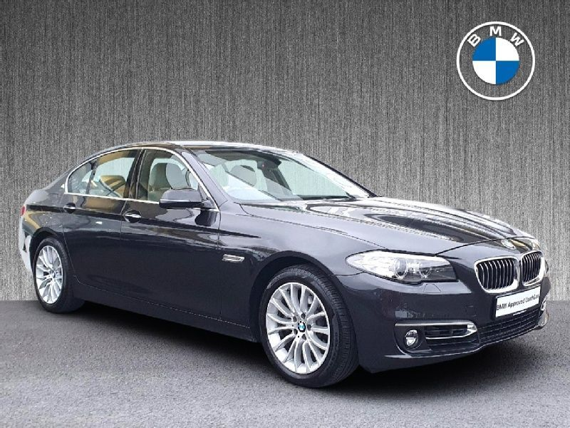 BMW 5 Series 520d Luxury Saloon