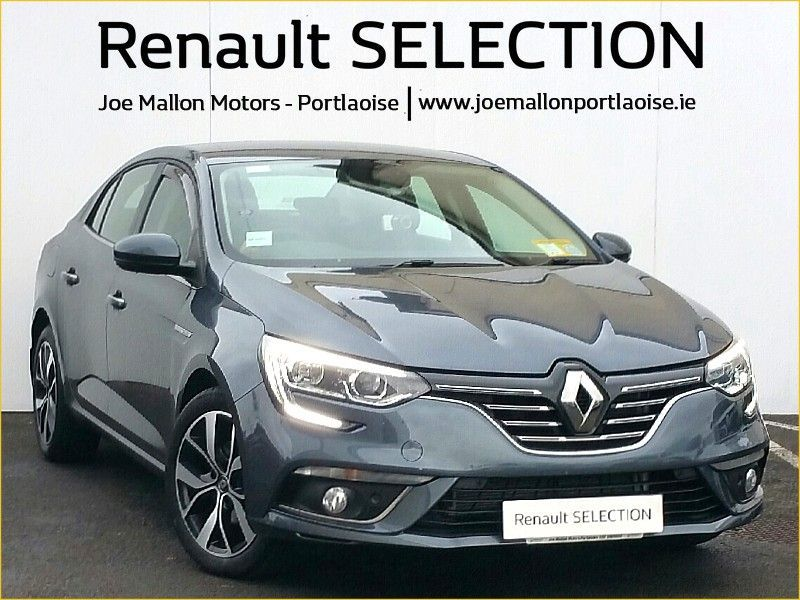 Renault Megane IV GRAND COUPE ICONIC B