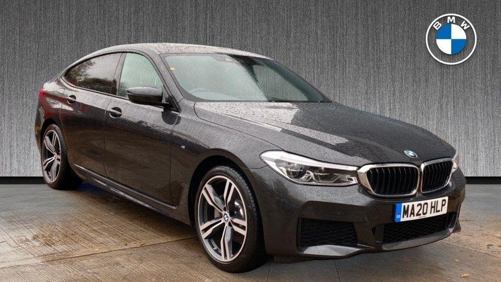 Image 1 - BMW 620d GT M Sport (MA20HLP)