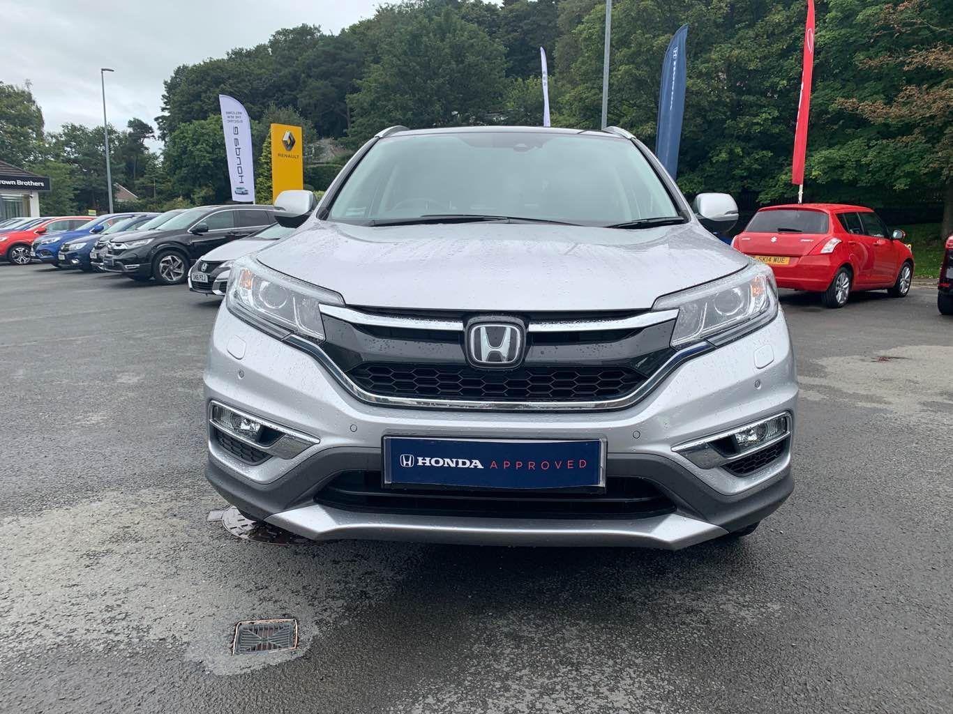 Honda CR-V 1.6I DTEC EX Honda Sensing