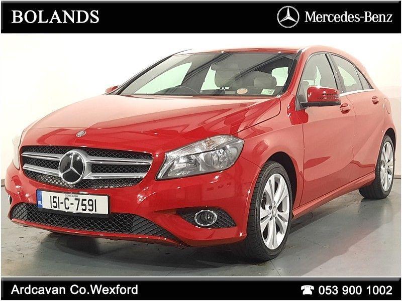 Mercedes-Benz A-Class A SERIES 160 CDI URBAN 5DR from €291 per month*