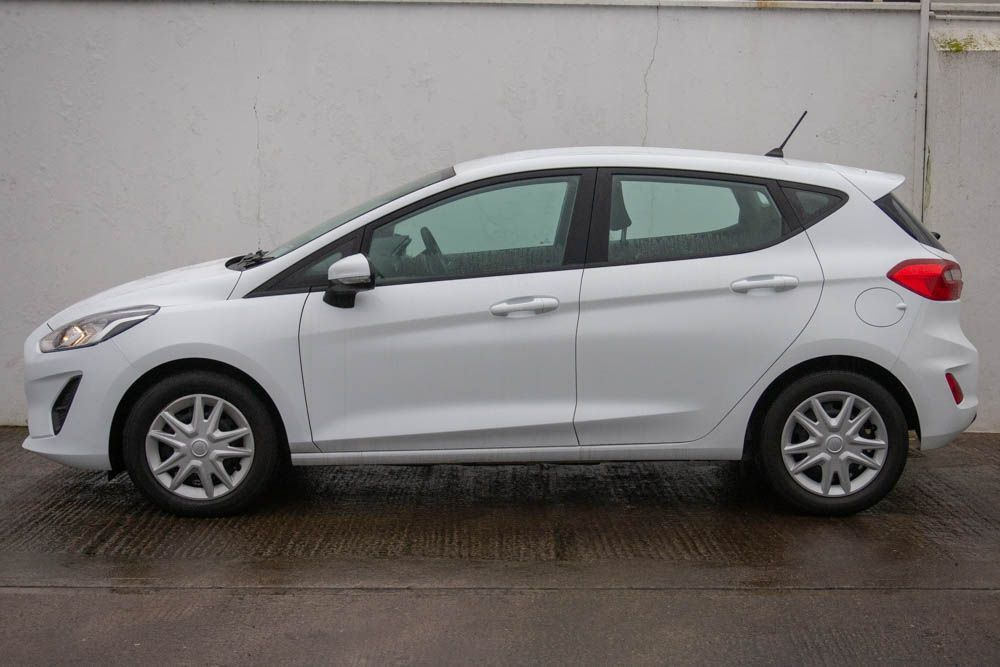 Used Ford Fiesta ZETEC 1.10 70PS 5SPEED 4DR 5DR (2019 (191))