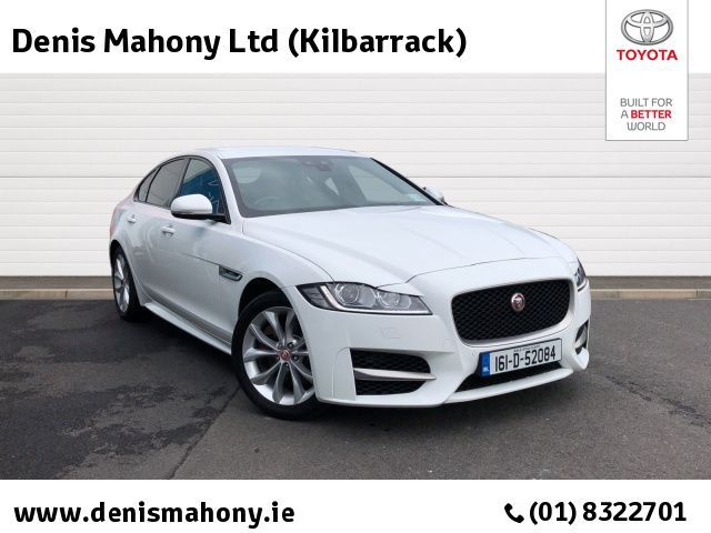 Jaguar XF 2.0D R-SPORT 6SPEED @ DENIS MAHONY KILBARRACK