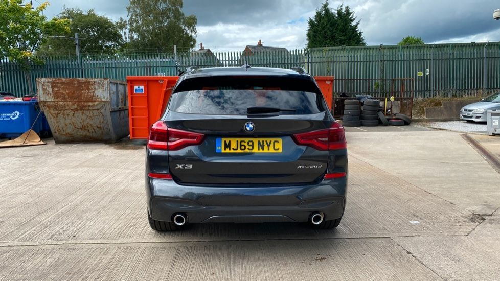 Image 15 - BMW xDrive20d M Sport (MJ69NYC)